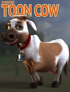 Toon Cow