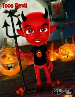 Lil Bub Toon Devil