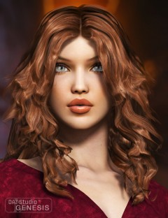 Love Me Hair for Genesis