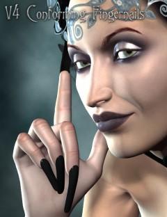 V4 Conforming Fingernails