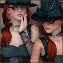 Steampunk- Anachronism V4/A4/G4/Elite
