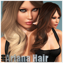 Ariana Hair and OOT Hairblending