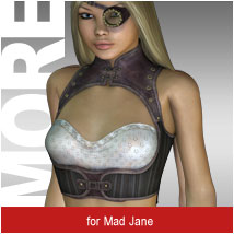 MORE Textures & Styles for Mad Jane