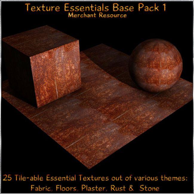 Texture Essentials 1 - Merchant Resource