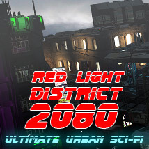 Red Light District 2080