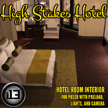 i13 High Stakes Hotel