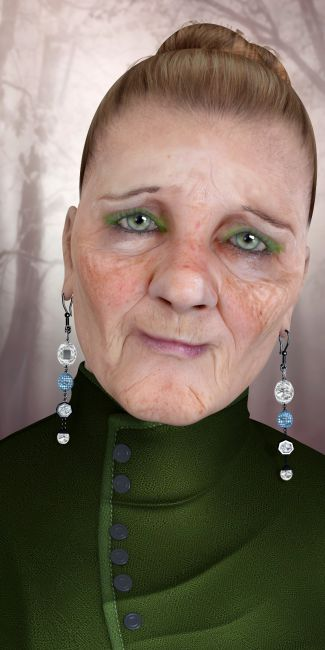 Consider, facial wrinkles in poser 7 something