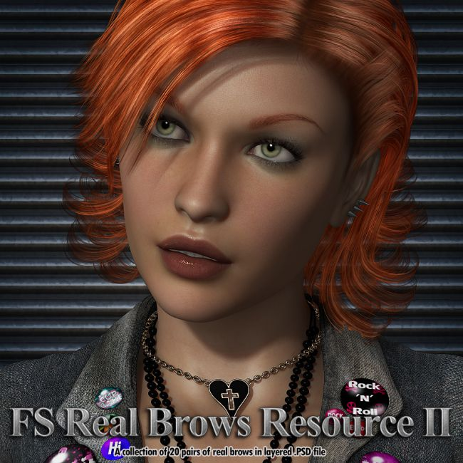 FS Real Brows Resource II