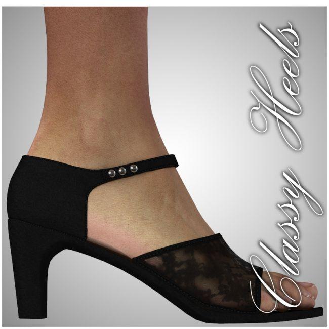 SP - Classy Heels