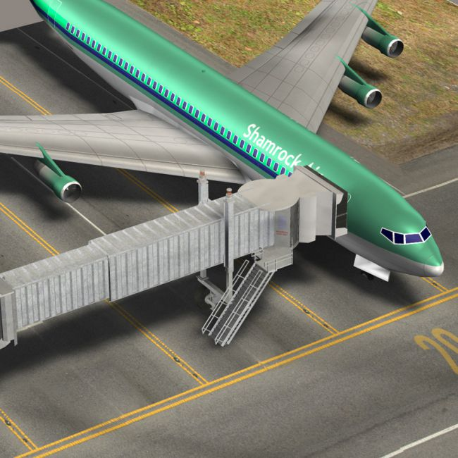 Air Bridge (for Poser and Vue)