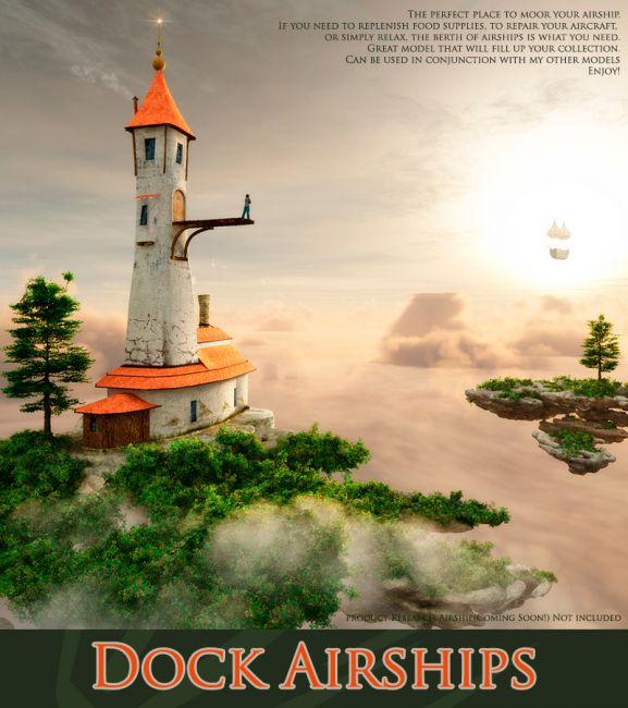 Dock Airships