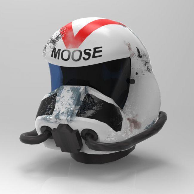 WC Helmet (M4) (for Poser)