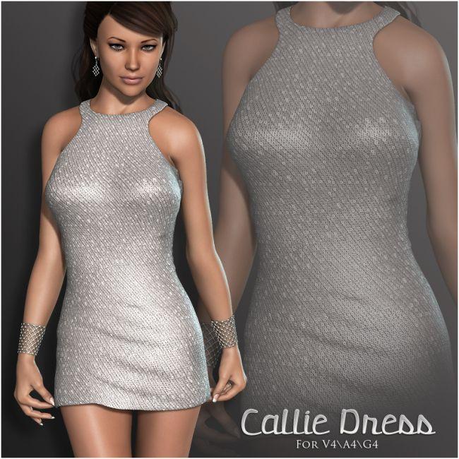 Callie Dress V4\A4\G4