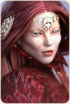 Cloisonne for DragonKeeper Hair