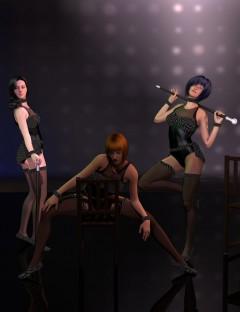 Cabaret for Genesis 2 Female(s)