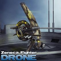 Zeneca Fighter Drone