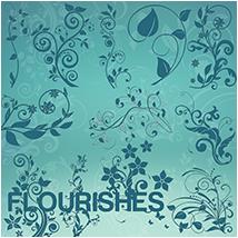 PB- Flourishes