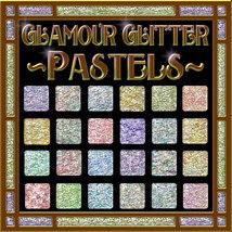 BLING! GLAMOUR GLITTER-PASTELS