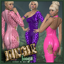 Jungle Boogie for Killer Catsuit