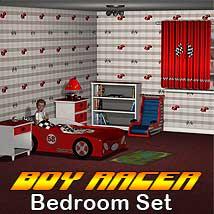 Bedroom Boy Racer