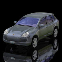 Porsche Cayenne (for Poser)