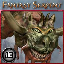i13 Fantasy Serpent