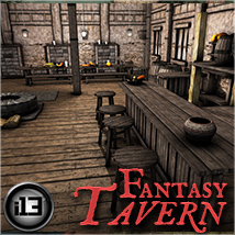 i13 Fantasy Tavern
