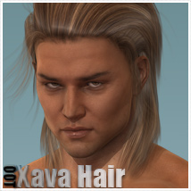 Xava Hair and OOT Hairblending