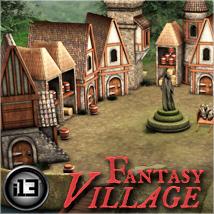 i13 Fantasy Village