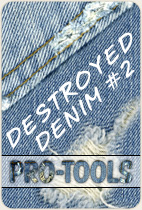 Pro-Tools- Destroyed Denim 2