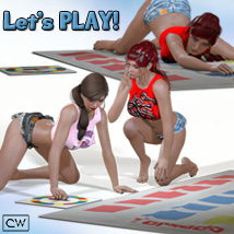 CW Let's Play!