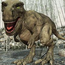 S1M Dinosaurs: TRex