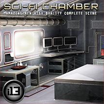 i13 SCI-FI CHAMBER