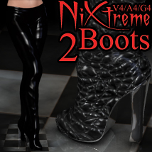 NiXtreme Boots 2  V4-A4-G4