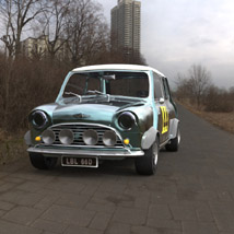 Mini Cooper S 1964 (for 3D Studio Max)