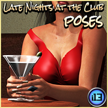 i13 Late Nights at the Club POSES