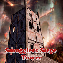 Smugglers Siege Tower
