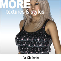 MORE Textures & Styles for Chiffonier