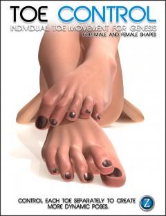 Toe Control for Genesis