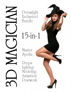 3D Magician - Enchanted 15-in-1 Bundle