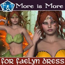 More Is More For Faelyn Dress