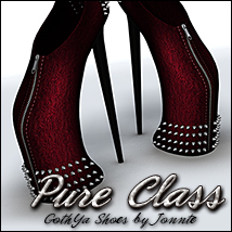 Pure Class for CS GothYa Shoes