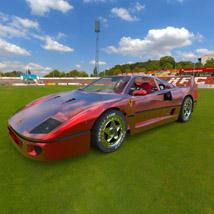 Ferrari F-40 (for 3D Studio Max)