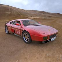 Ferrari 348T (for 3D Studio Max)