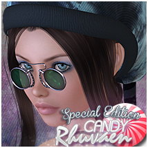 Special Edition: Candy Rhuvaen