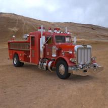 Firefight Truck (for 3D Studio Max)