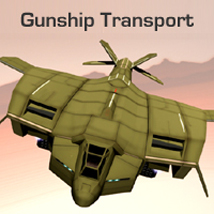 GunshipTransport