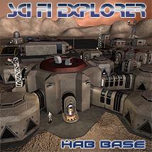 SciFi Explorer Base