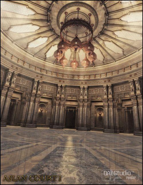 Aslan Court 1