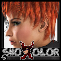 ShoXoloR for Jean Hair